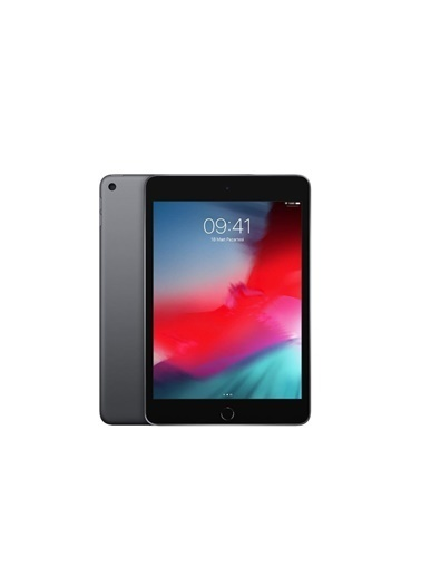 """Apple iPad Mini Wi-Fi Uzay Grisi MUU32TU/A 256GB 7.9"""" Tablet Siyah"""